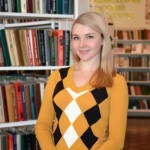 Гасимова Анна Анатольевна Заведующая отделом комплектования и обработки
