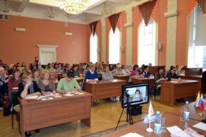 Работники ЦБС Еманжелинского района приняли участие в Межрегиональной онлайн-конференции «Роль Центров правовой и деловой информации в реализации программы негосударственной бесплатной юридической помощи».