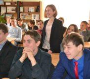 В центральной библиотеке Еманжелинского района прошел парламентский час «Вода и экология»