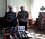 Акция «Дарите книги с любовью» прошла в библиотеке Еманжелинска