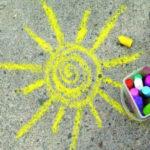 Детство — красок радуга