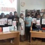 В центральной районной библиотеке Еманжелинского района прошли учения по оказанию первой медицинской помощи