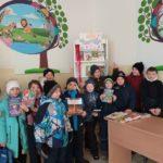 День детских изобретений в п. Борисовка